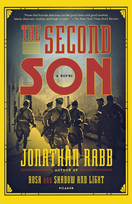 Jonathan Rabb The Second Son the son