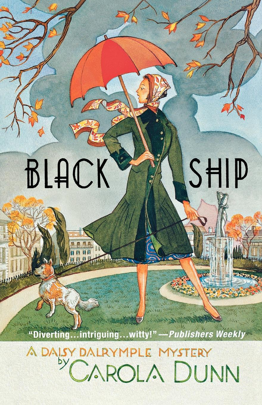 Carola Dunn Black Ship