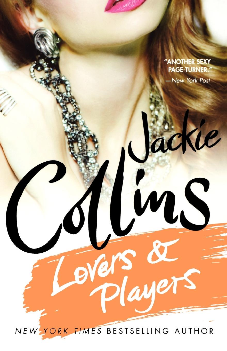 Jackie Collins Lovers & Players collins jackie the power trip