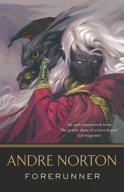 Andre Norton Forerunner andre norton voodoo planet