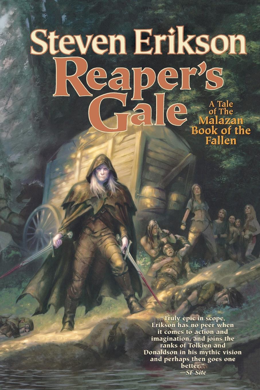 Steven Erikson Reaper's Gale steven dunne the reaper