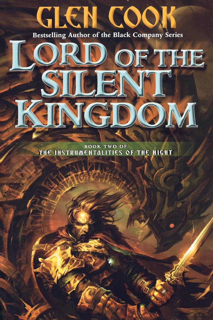 Glen Cook Lord of the Silent Kingdom