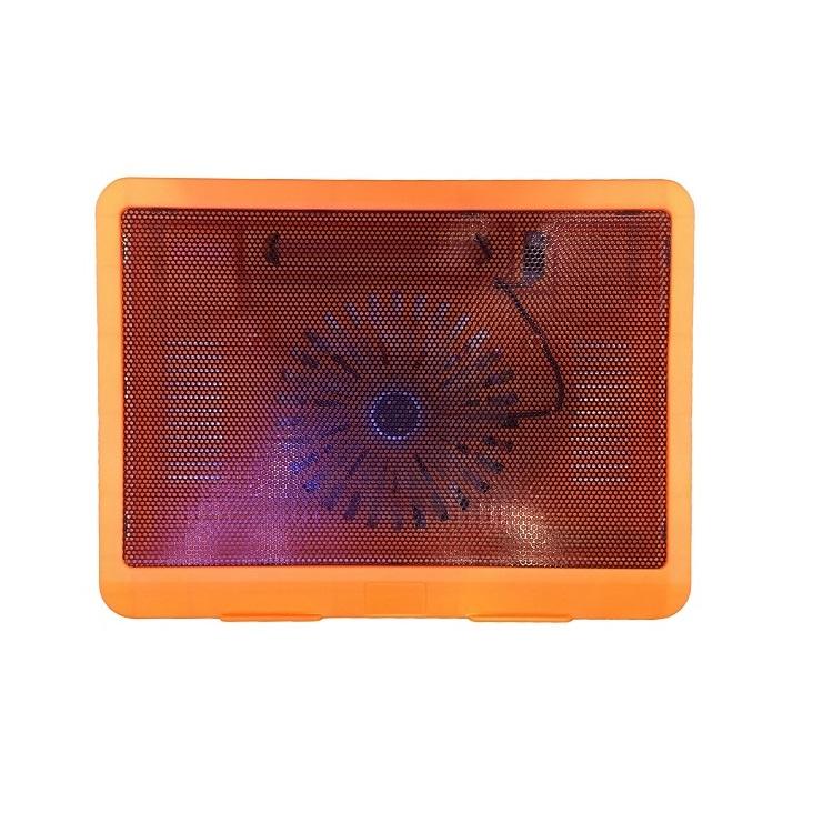 Подставка Lumobook под ноутбук, охлаждающая, 14-15.6 дюймов, оранжевая, 33,5х22,5х2,9 см, оранжевый ноутбук как использовать