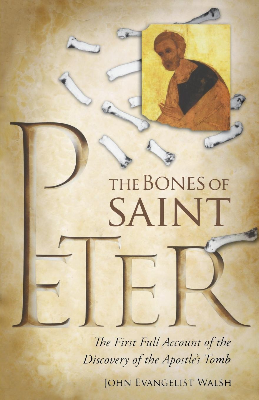 John E. Walsh Bones of St Peter, The walsh george e washer the raccoon