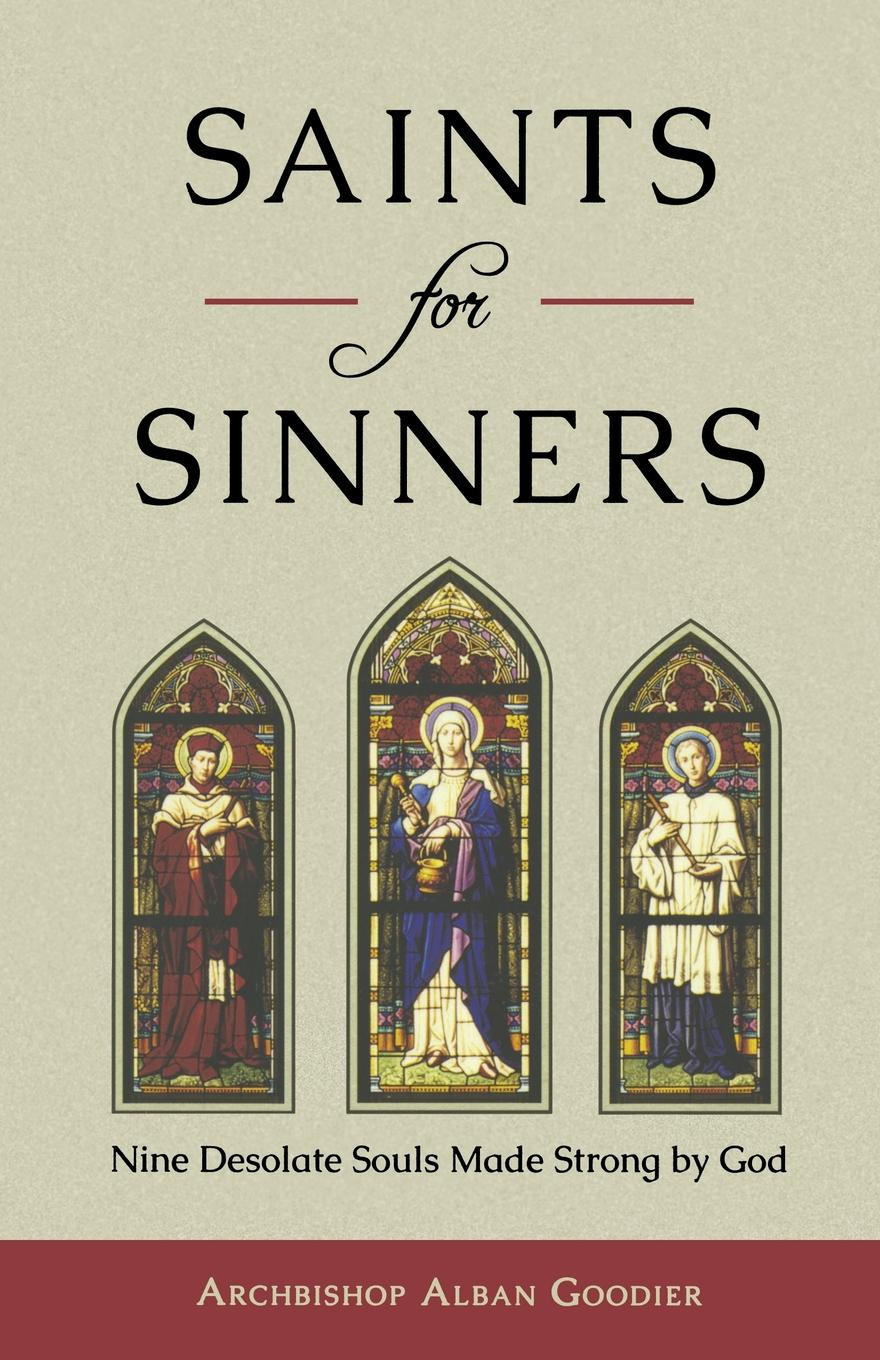 Alban S.J. Goodier Saints for Sinners victoria fox hollywood sinners