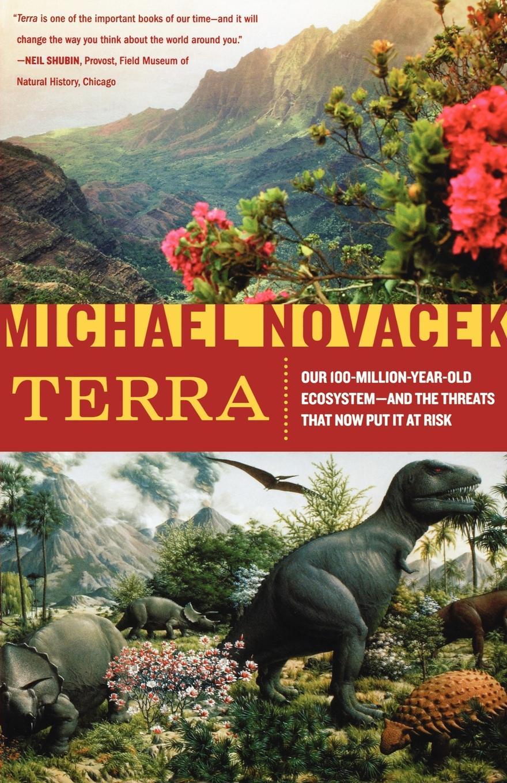 Michael Novacek Terra недорго, оригинальная цена