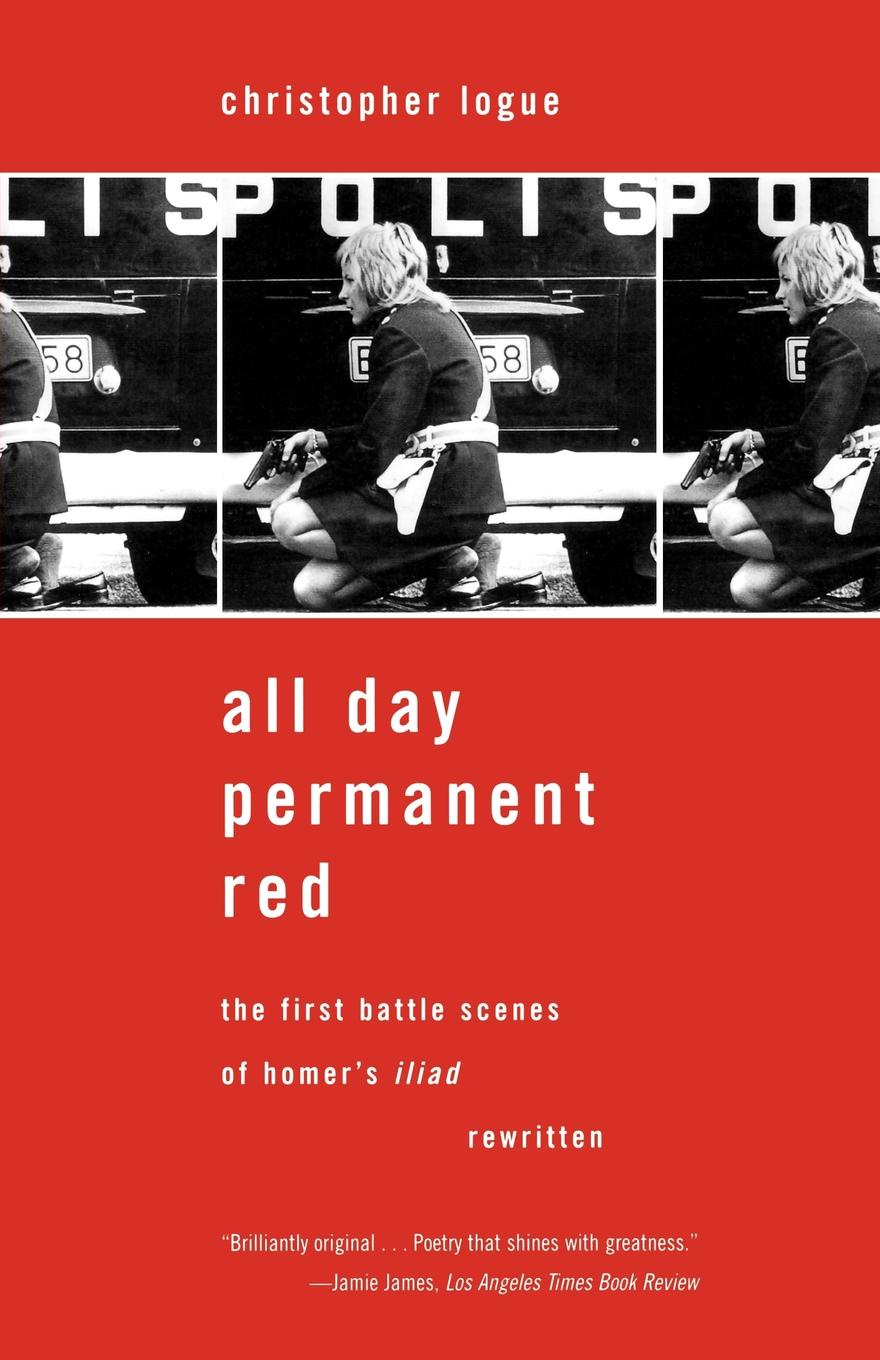Christopher Logue All Day Permanent Red ann c logue day trading for dummies