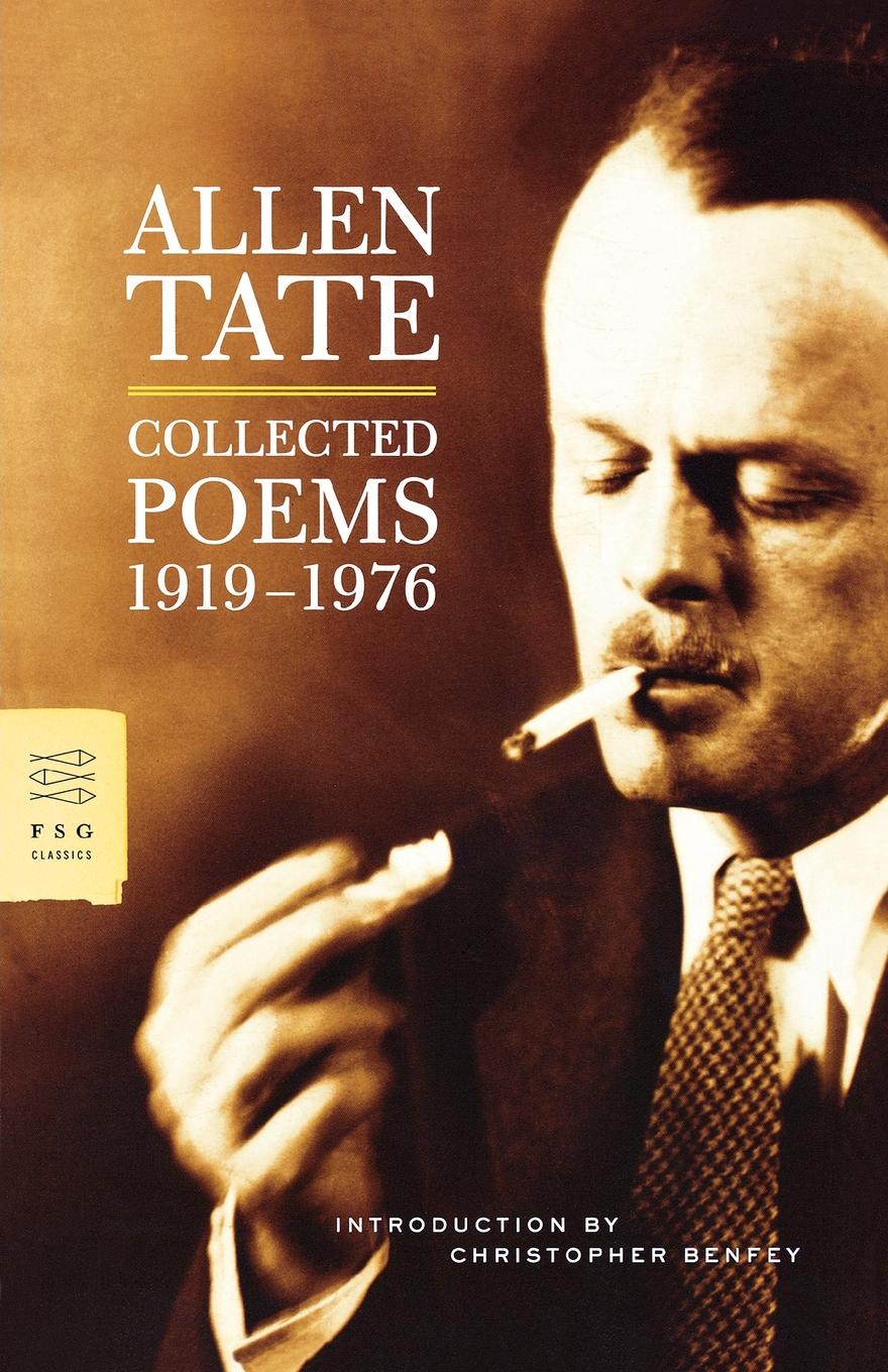Allen Tate Collected Poems, 1919-1976 brian patten collected love poems