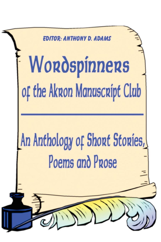 Akron Manuscript Club Wordspinners. Of the