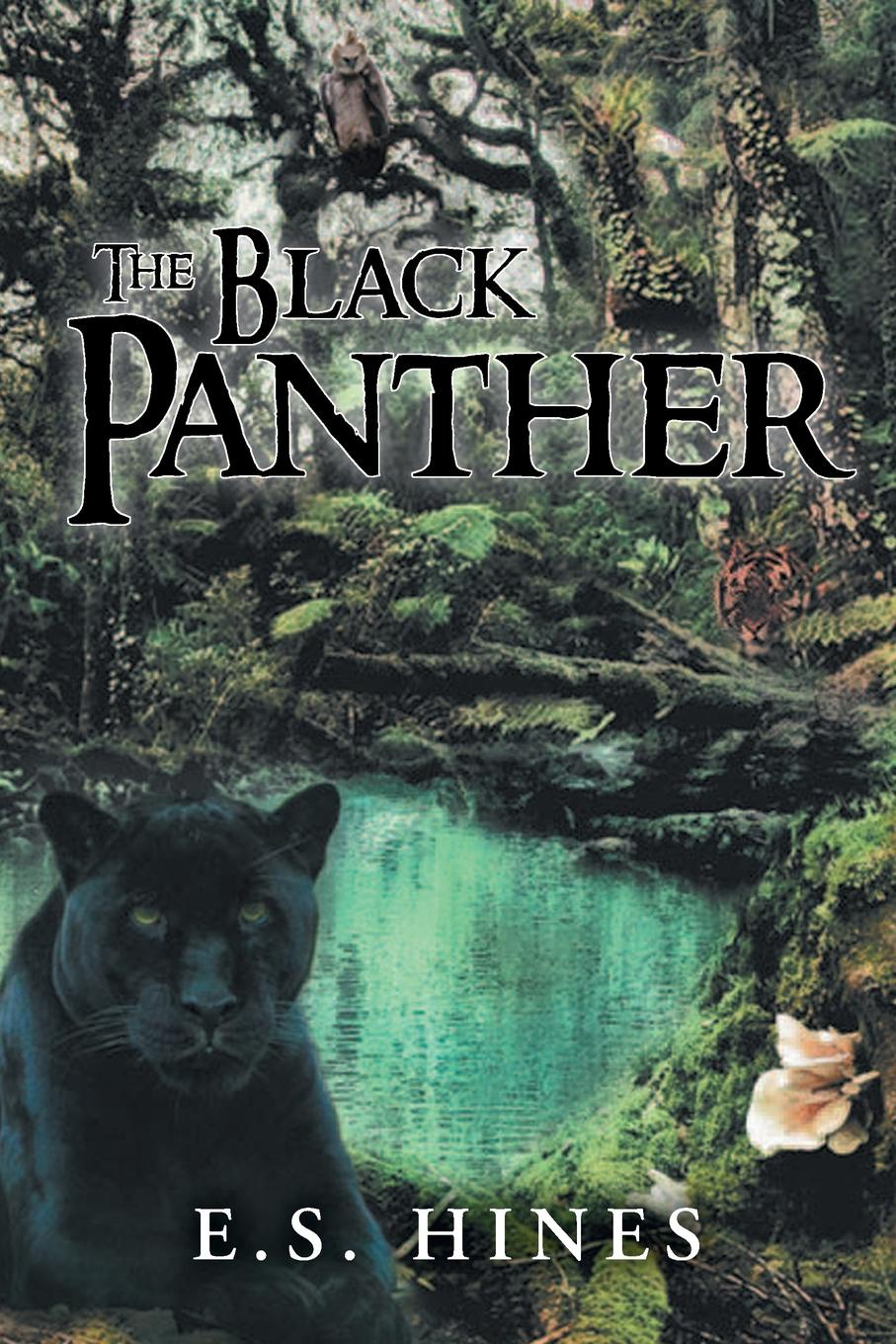цена E. S. Hines The Black Panther онлайн в 2017 году