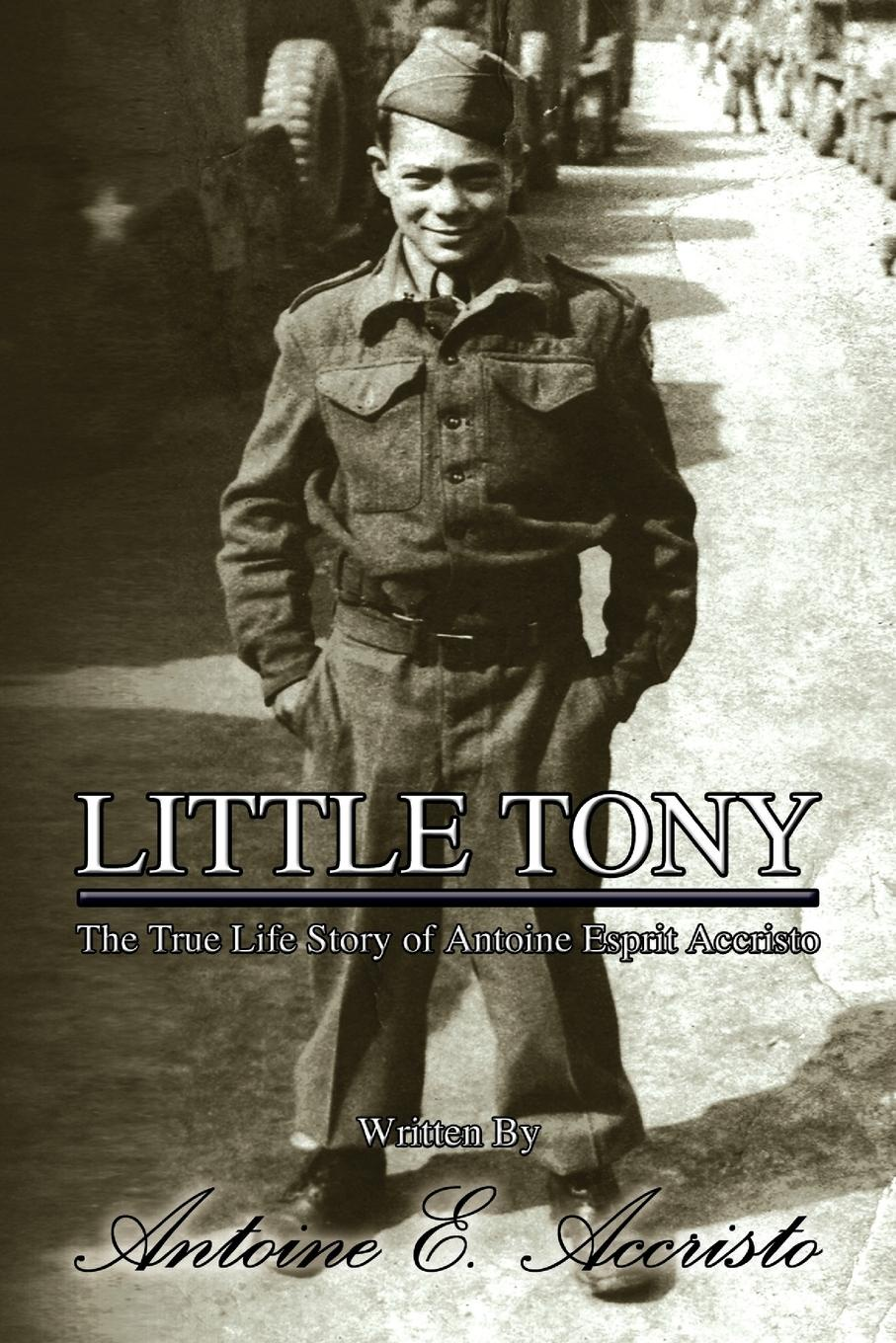 Antoine E. Accristo Little Tony brandeis madeline little tony of italy