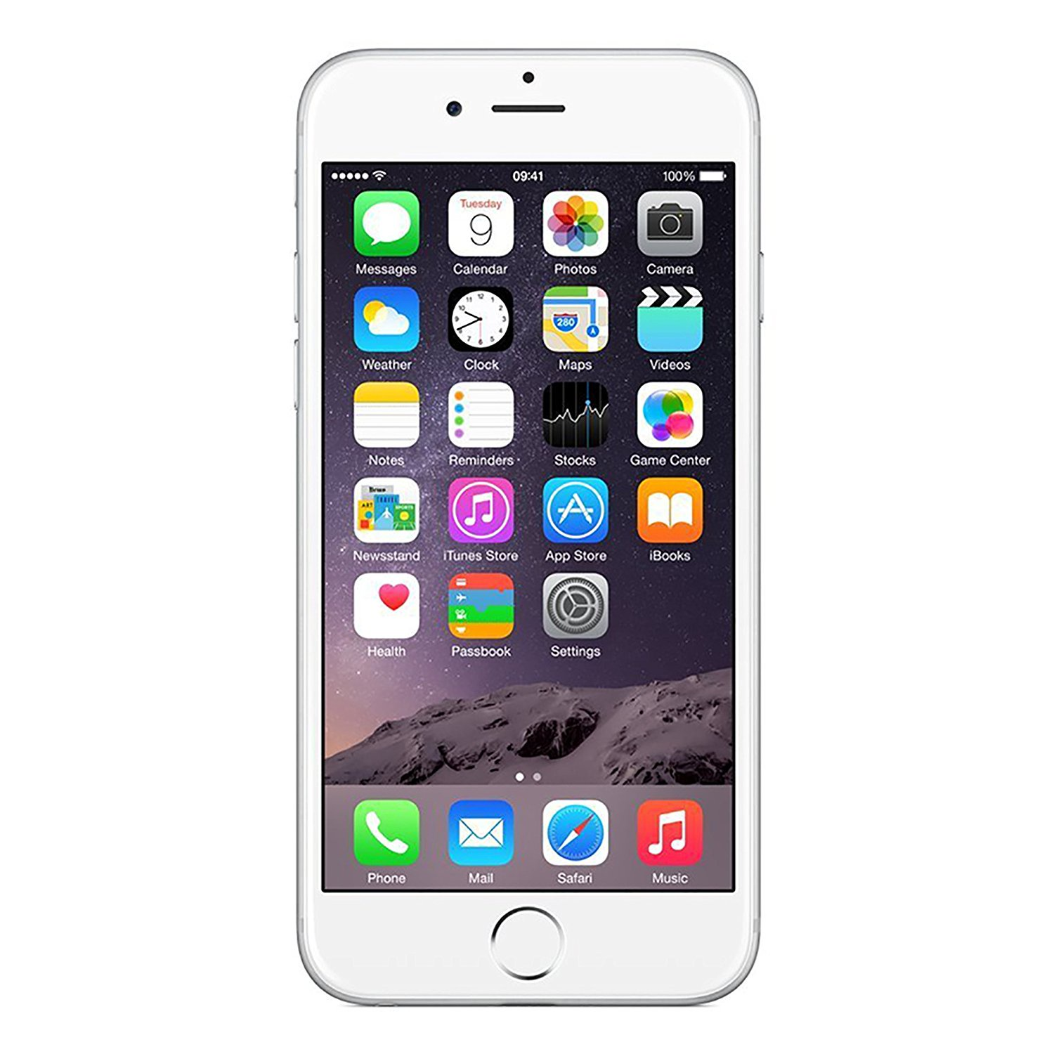 Смартфон Apple iPhone 6 16GB space gray