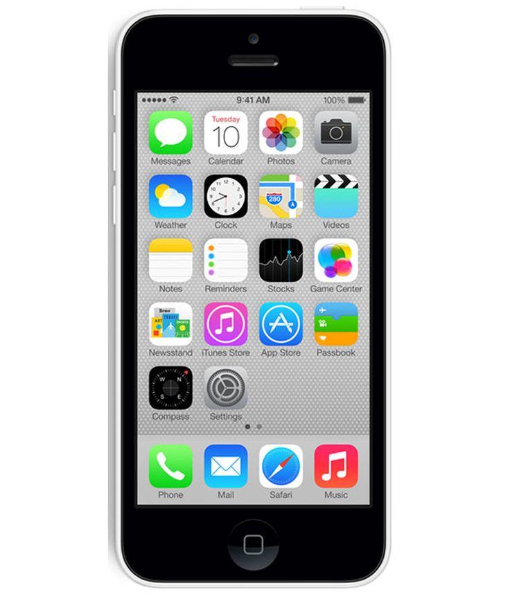 Смартфон Apple iPhone 5C 16Gb (Синий, восстановленный)16GB