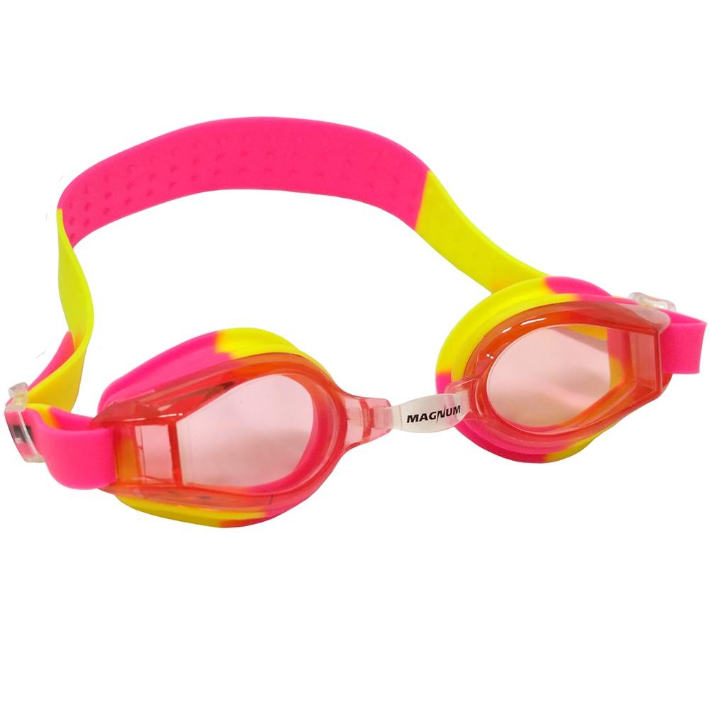 Фото - 2439-7 Очки для плавания детские очки для плавания larsen dr g105 детские цвет розовый