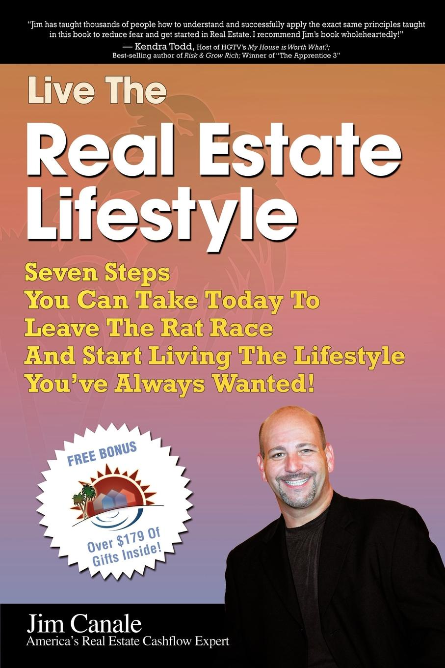 Jim Canale Live the Real Estate Lifestyle. Seven Steps That You Can Take To Leave The 'Rat Race' And Start Living The Lifestyle You've Always Wanted! seven steps for handling grief