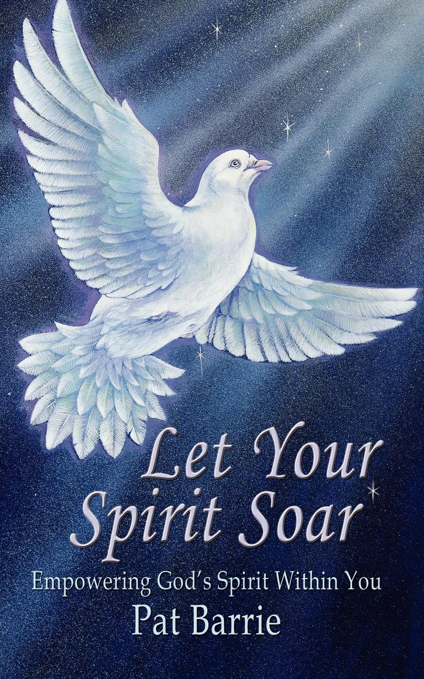 Pat Barrie Let Your Spirit Soar. Empowering God's Spirit Within You карандаш soar