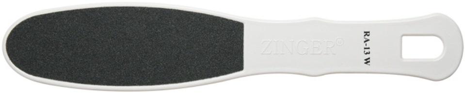 Терка педикюрная Zinger Педикюрная терка для ног терка для ног деревянная основа двухсторонняя solinberg ширина 60 мм