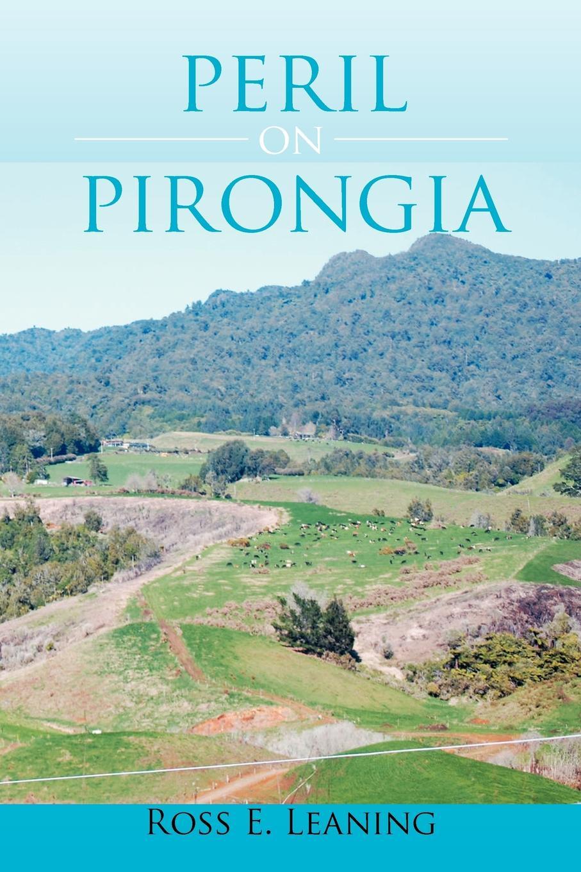 Ross E. Leaning Peril on Pirongia sandra robbins mountain peril