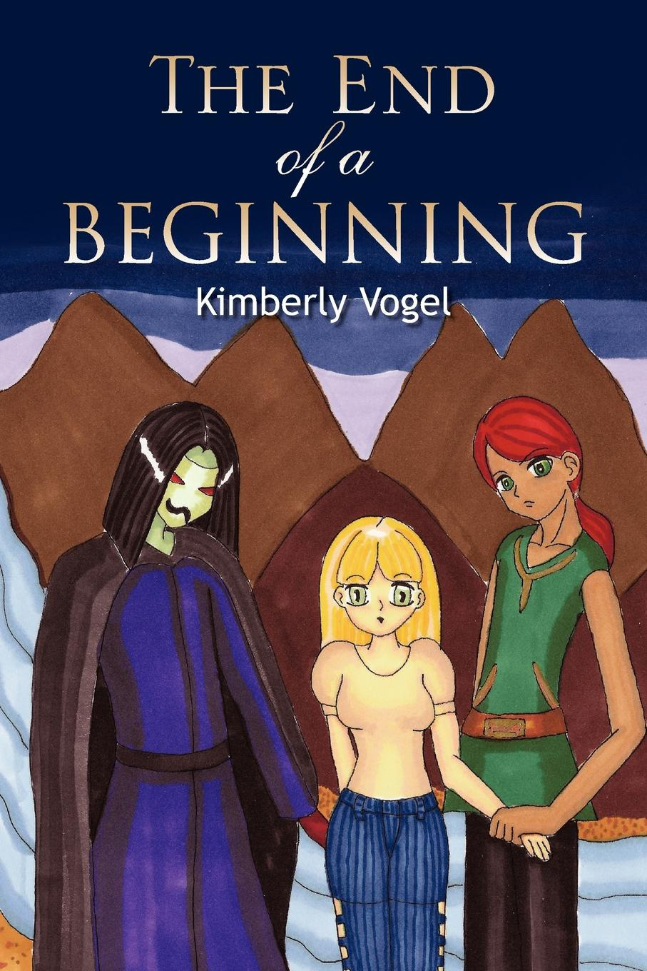 Kimberly Vogel The End of a Beginning a finer end