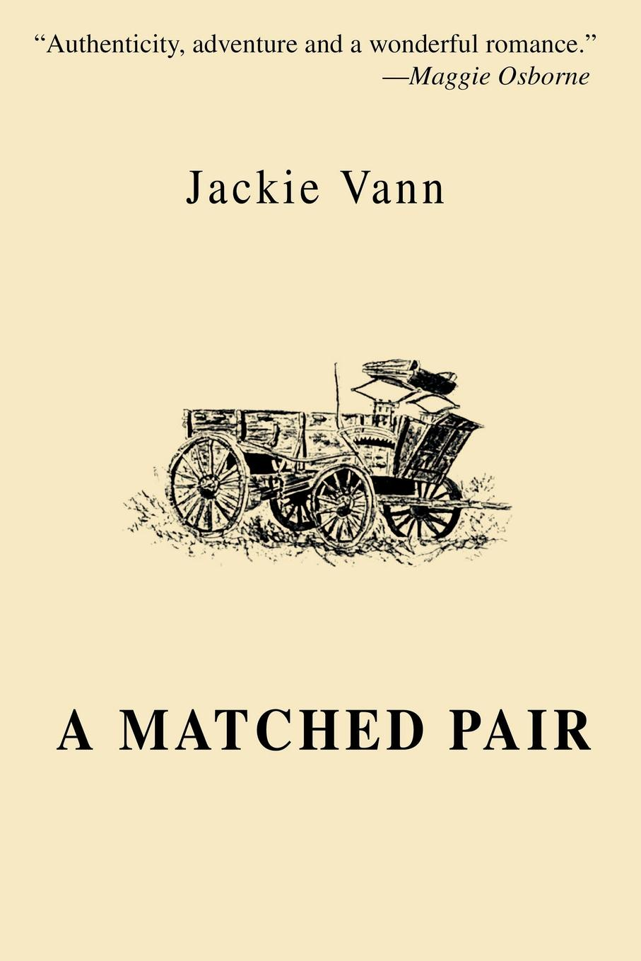 Jackie Vann A Matched Pair