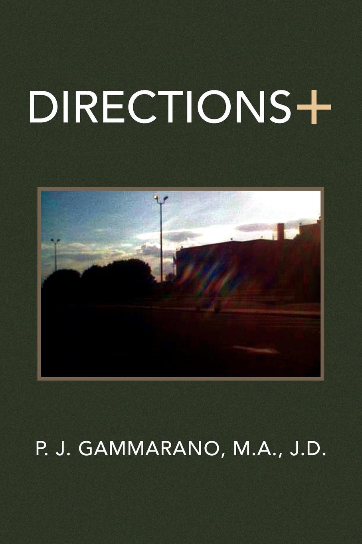 P. J. M. a. J. D. Gammarano Directions + цена 2017