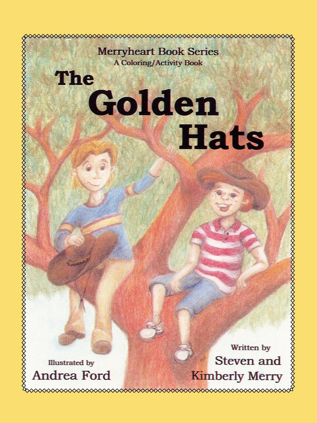 Фото - Steven and Kimberly Merry The Golden Hats hats