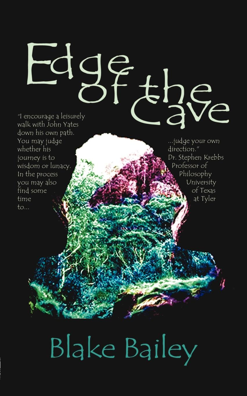 Blake Bailey Edge of the Cave the clan of the cave bear