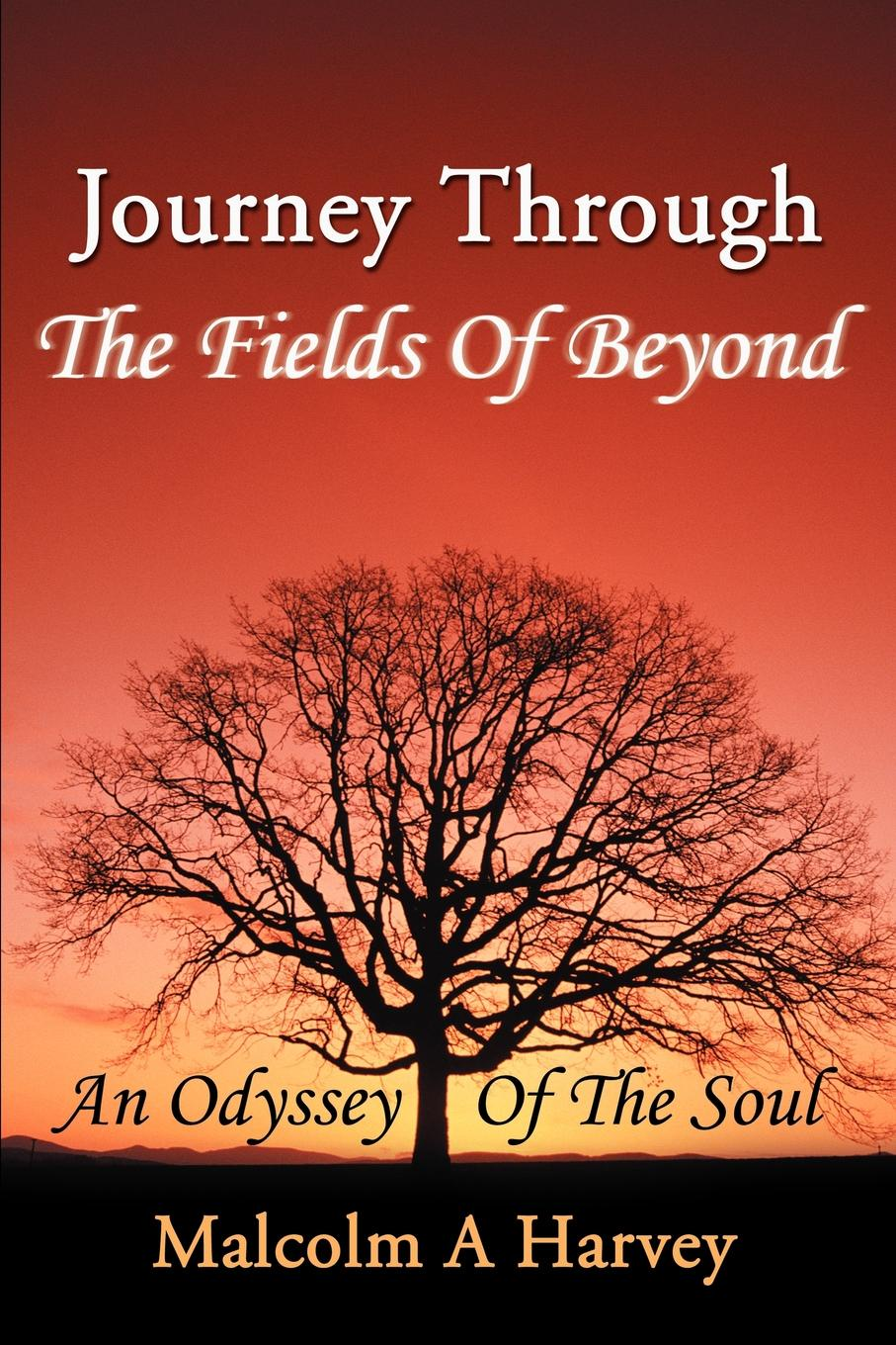 Malcolm A Harvey Journey Through The Fields Of Beyond An Odyssey Of The Soul