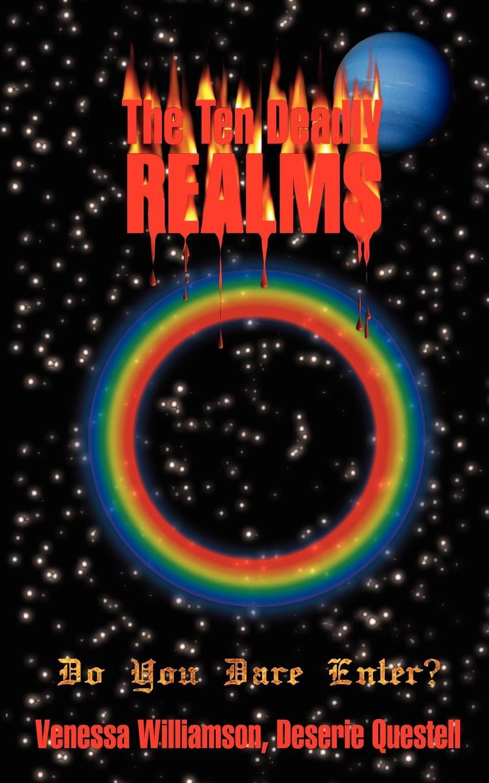 все цены на Deserie Questell, Venessa Williamson The Ten Deadly Realms онлайн