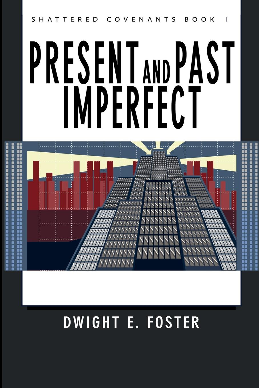 Dwight E. Foster Present and Past Imperfect imperfect philosophy туфли