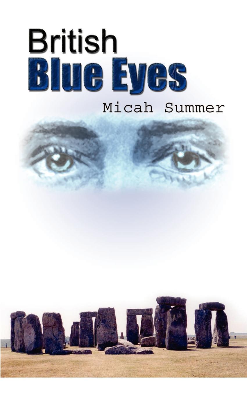 Micah Summer British Blue Eyes