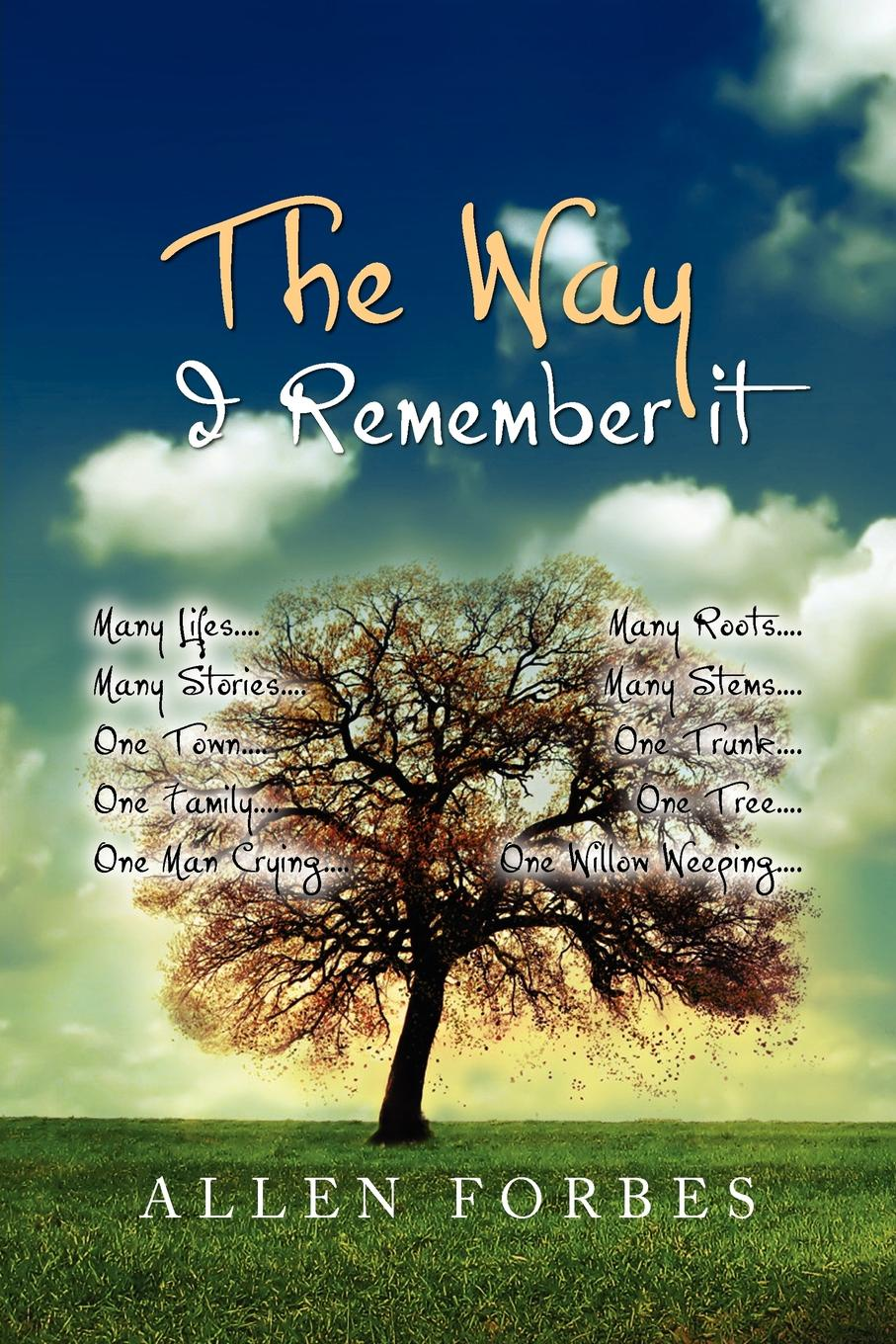 Alf The Way I Remembed it alf h walle recovery the native way a therapist s manual pb
