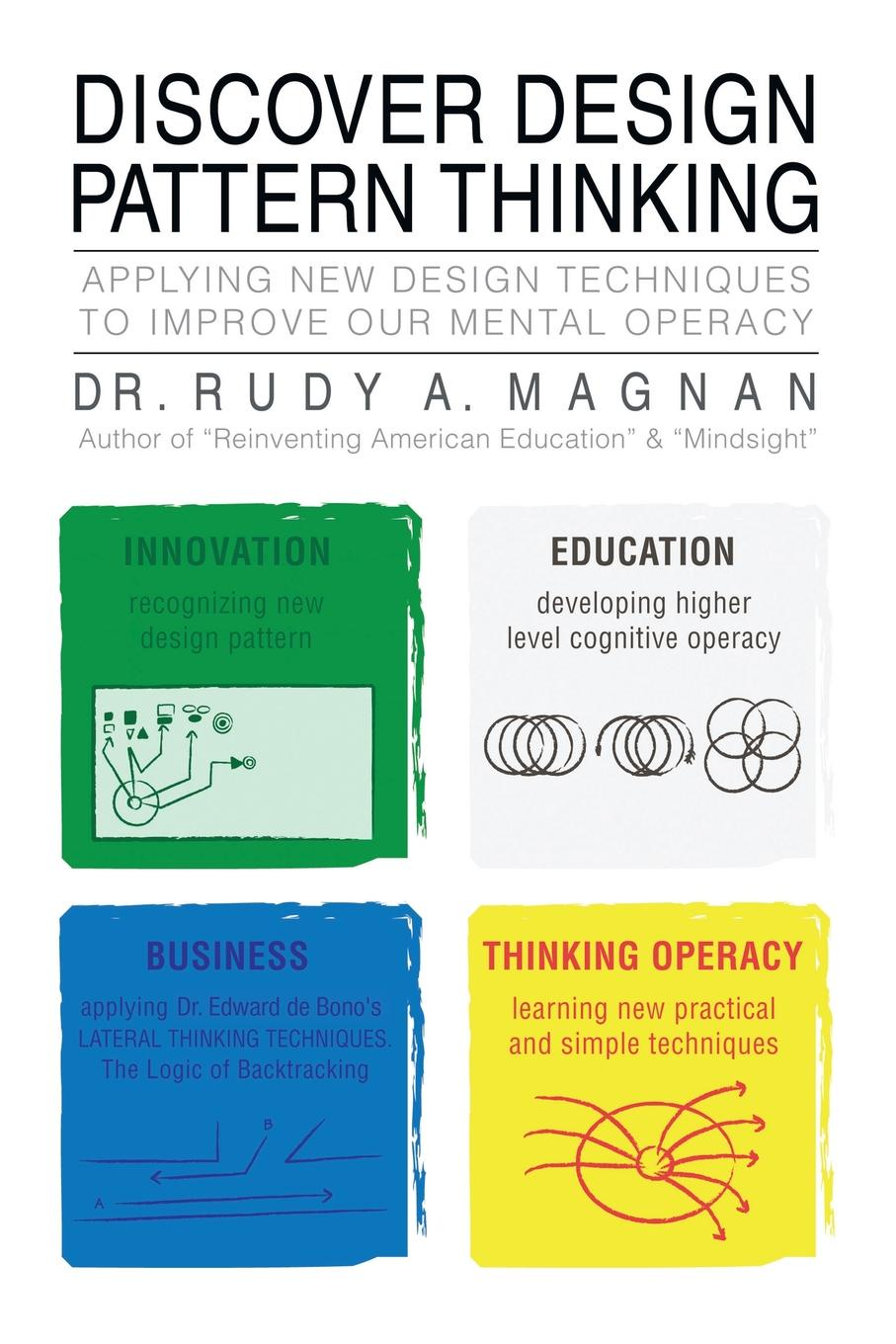 Rudy A. Magnan, Dr a. Magnan Discover Design Pattern Thinking. Applying New Techniques to Improve Our Mental Operacy
