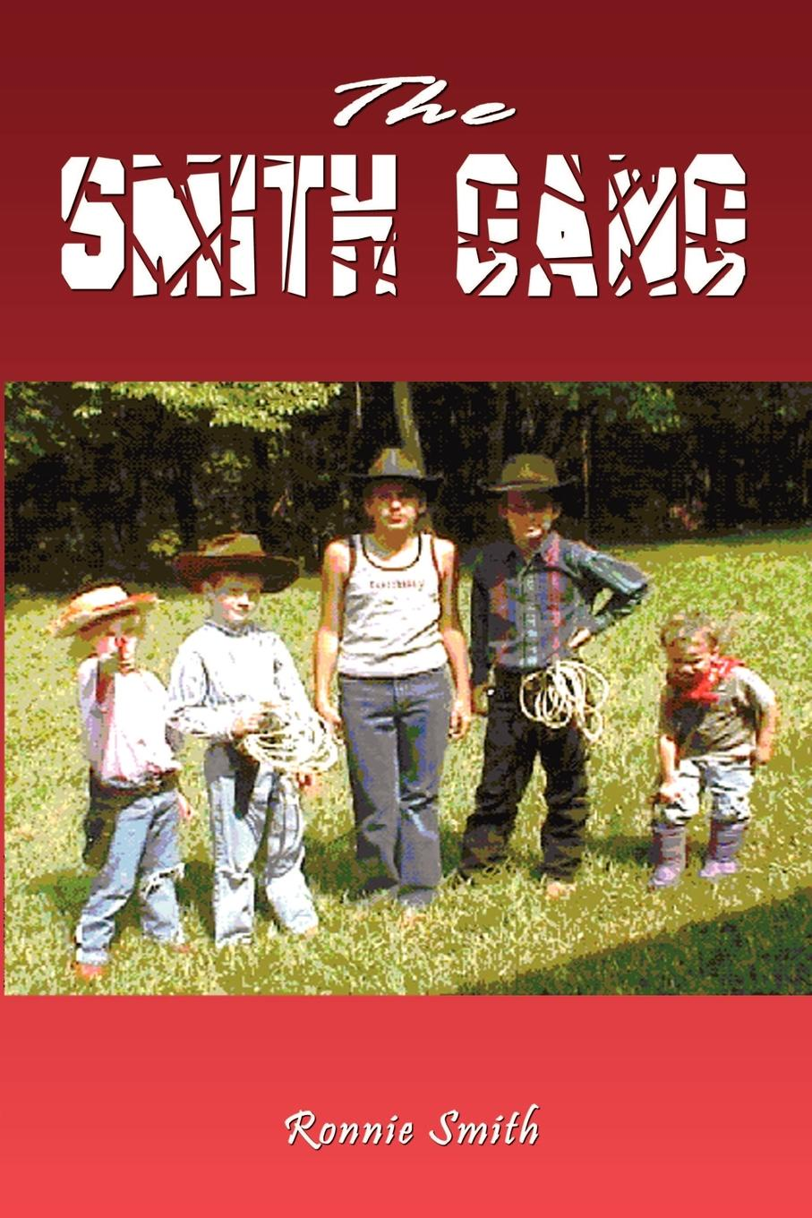 Ronnie Smith The Smith Gang the magic gang the magic gang the magic gang