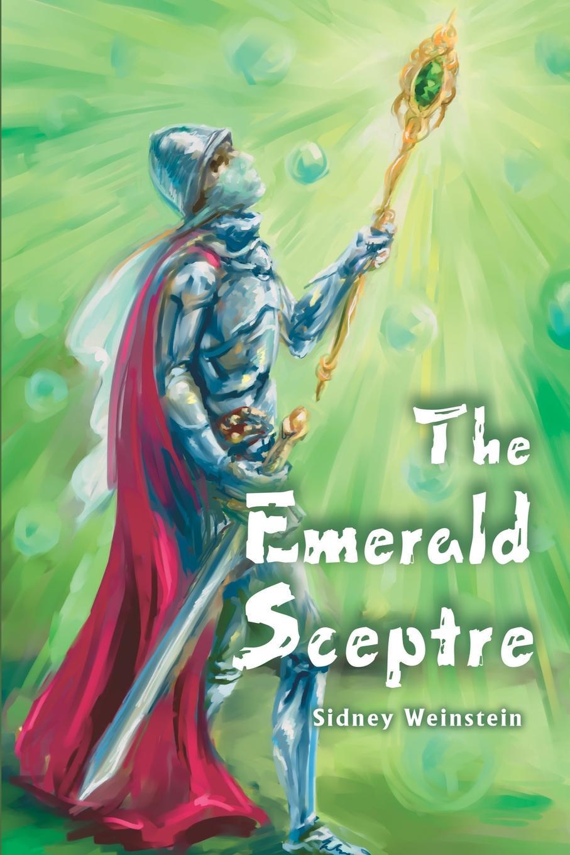 Sidney Weinstein The Emerald Sceptre orb sceptre throne