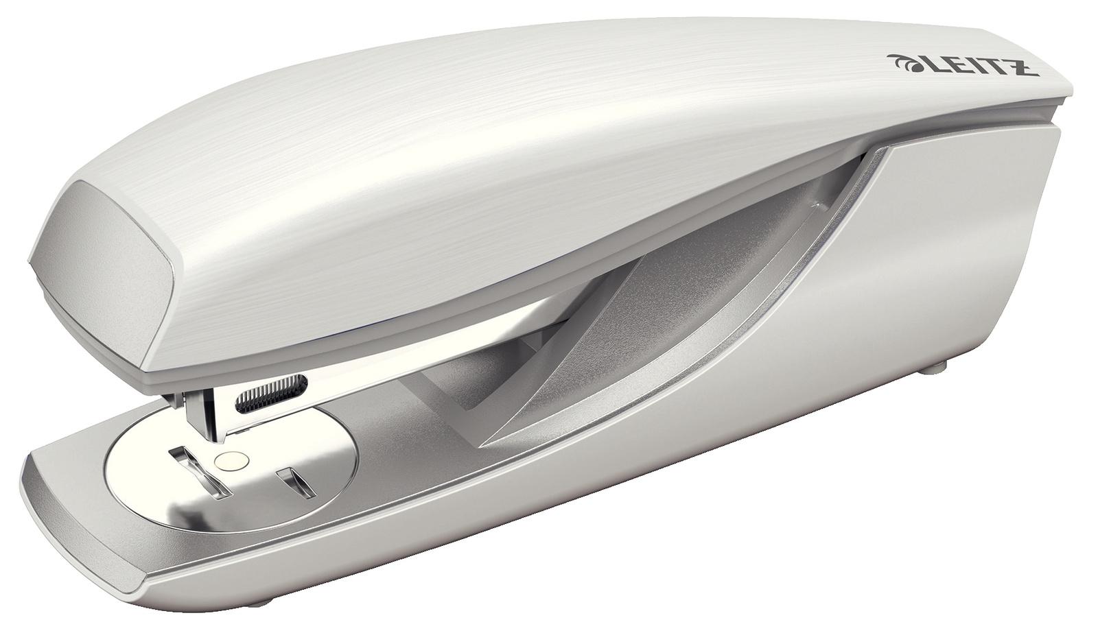 Степлер Leitz офисный металлический NeXXt Style, 30 листов