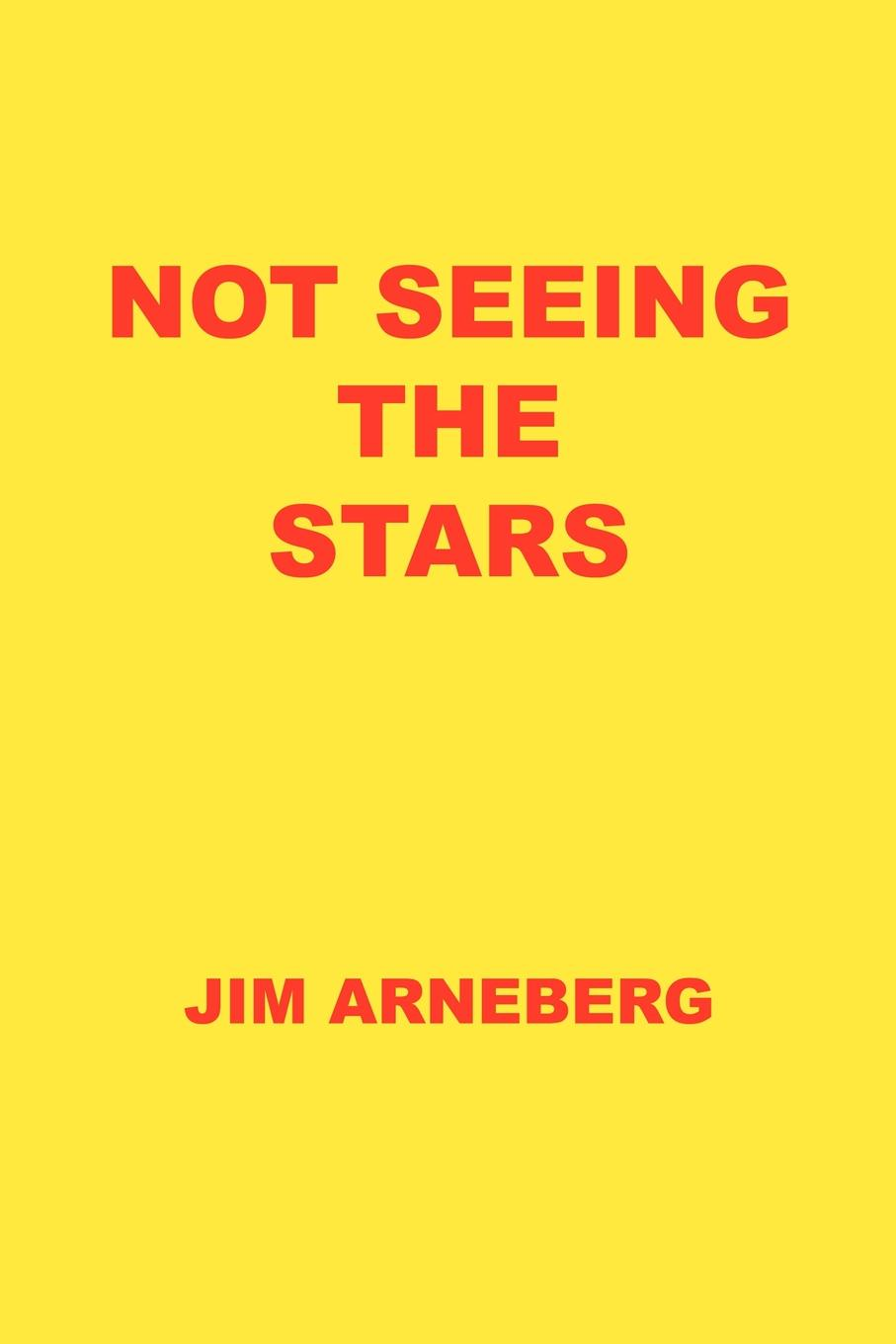 JIM ARNEBERG NOT SEEING THE STARS стоимость