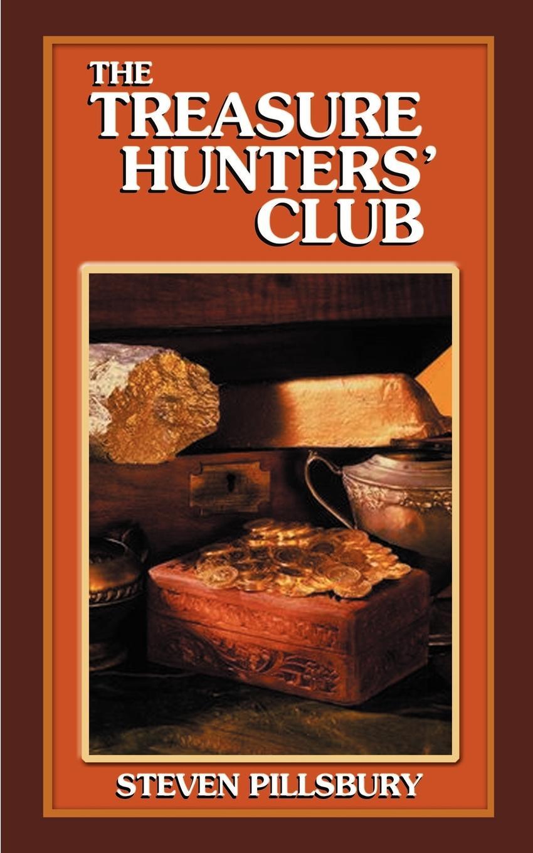 Steven Pillsbury The Treasure Hunters' Club kat gordon the hunters