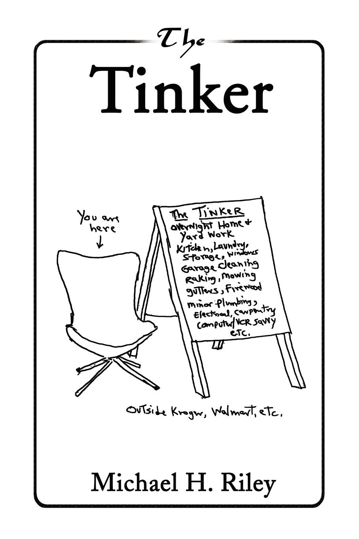 Michael H. Riley The Tinker цена 2017