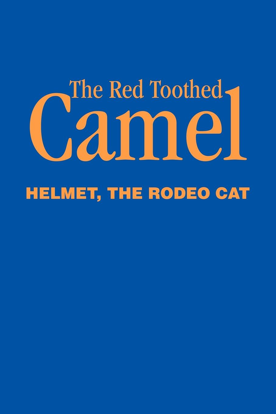 The Rodeo Cat Helmet Red Toothed Camel