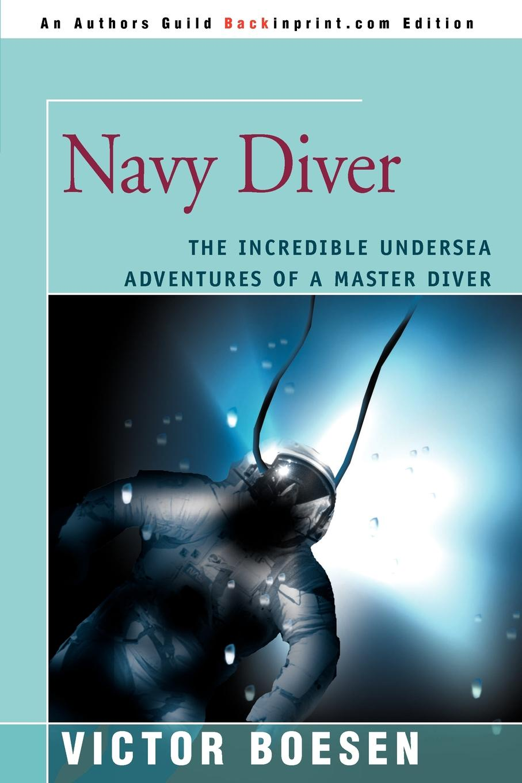 Joseph Sidney Karneke Navy Diver книга open water diver manual
