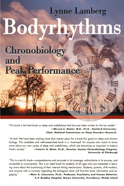Lynne Lamberg Bodyrhythms. Chronobiology and Peak Performance футболки peak performance gallos ss g47228092