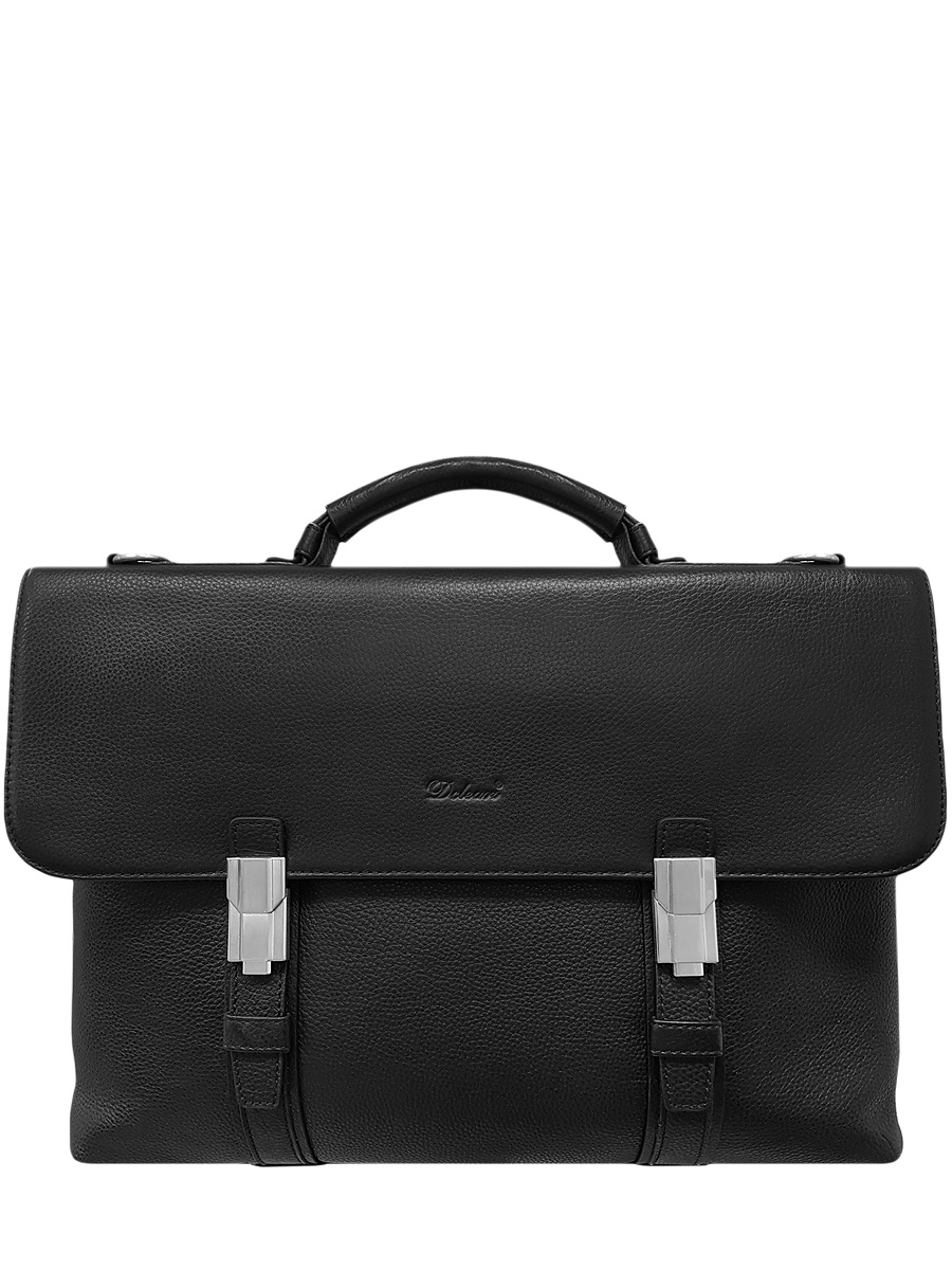 Портфель Dclears 022078, черный