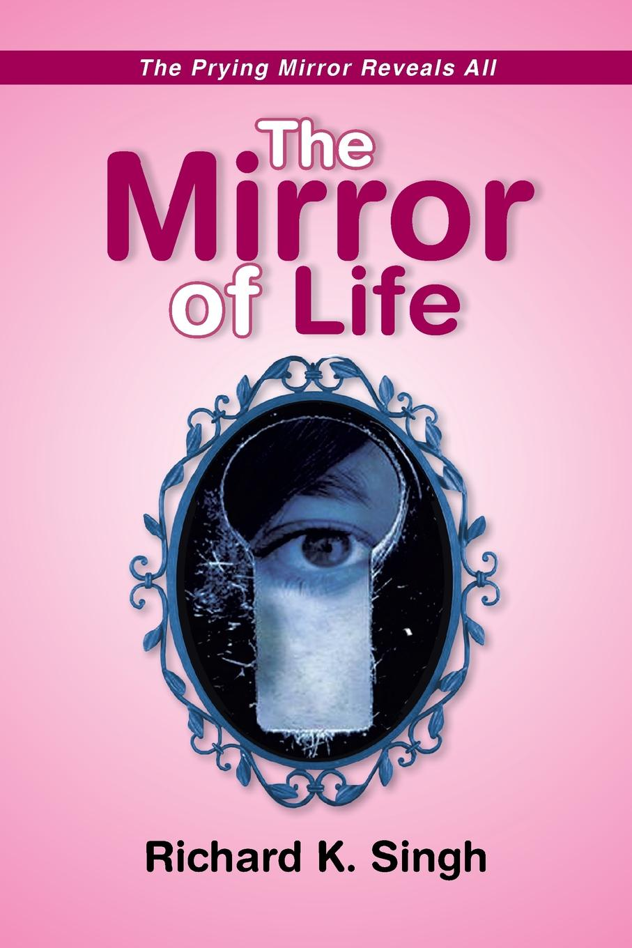 Richard K. Singh The Mirror of Life -The Prying Mirror Reveals All. The Prying Mirror Reveals All the diversity of iceland two color mirror dichroic mirror gem identification