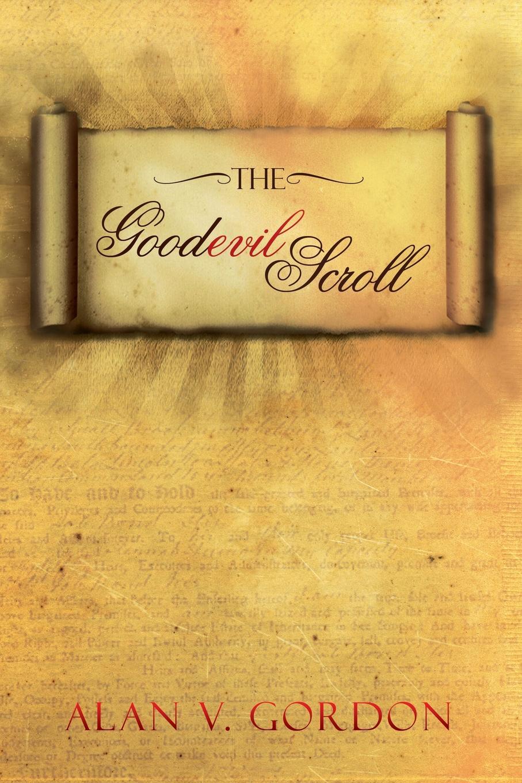 Фото - Alan V. Gordon The Goodevil Scroll on the road the original scroll