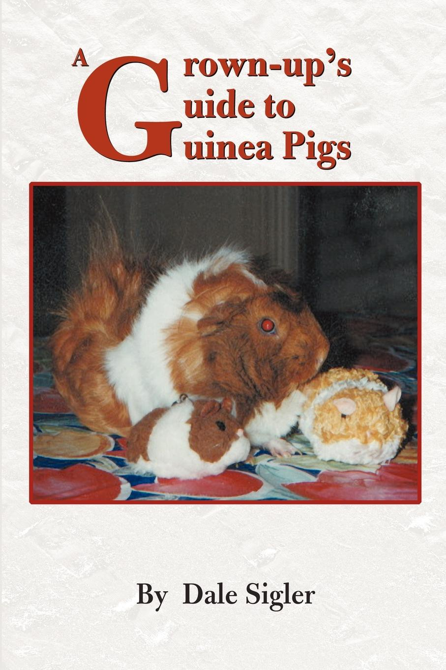 Dale L. Sigler A Grown-Up's Guide to Guinea Pigs a guinea pig romeo