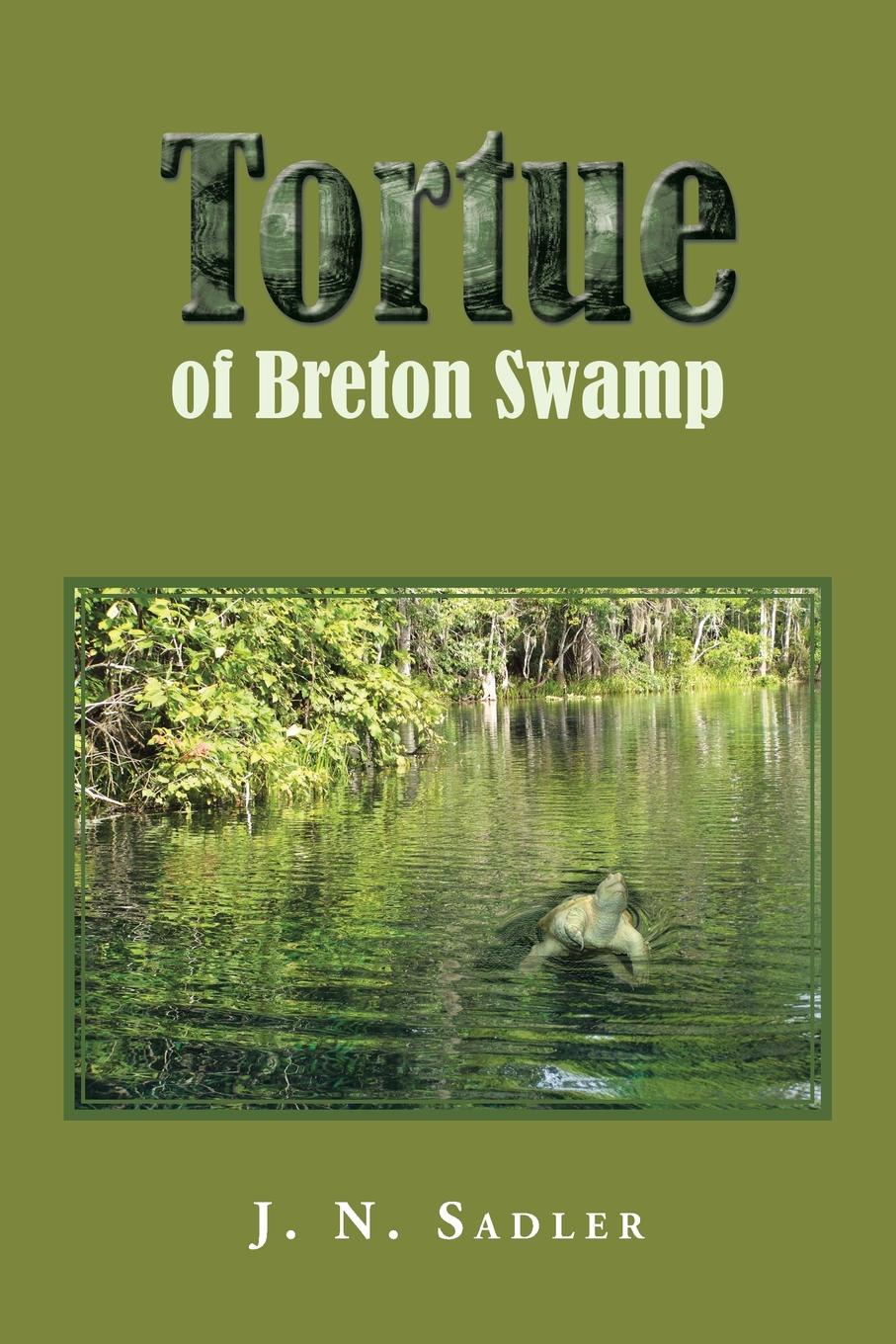 J. N. Sadler Tortue of Breton Swamp laurie breton point of departure