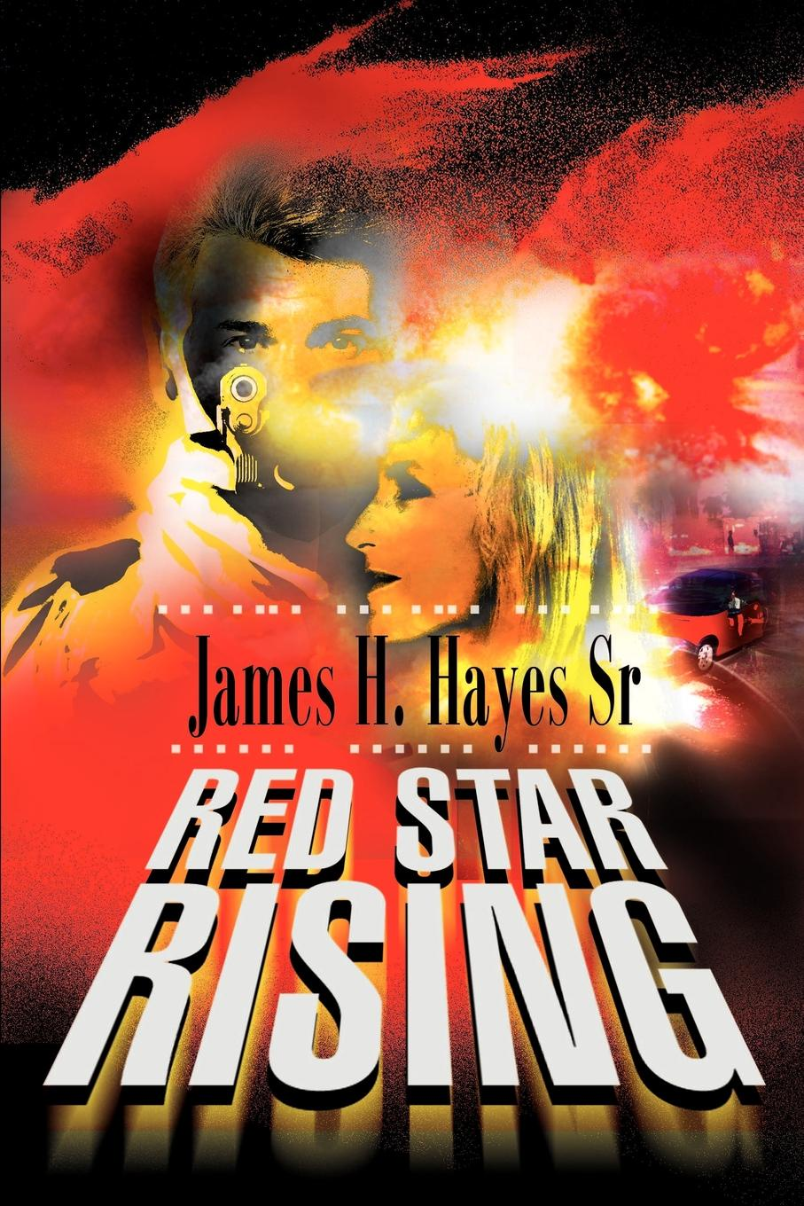 James H. Sr. Hayes Red Star Rising h bollman evening star varsovienne