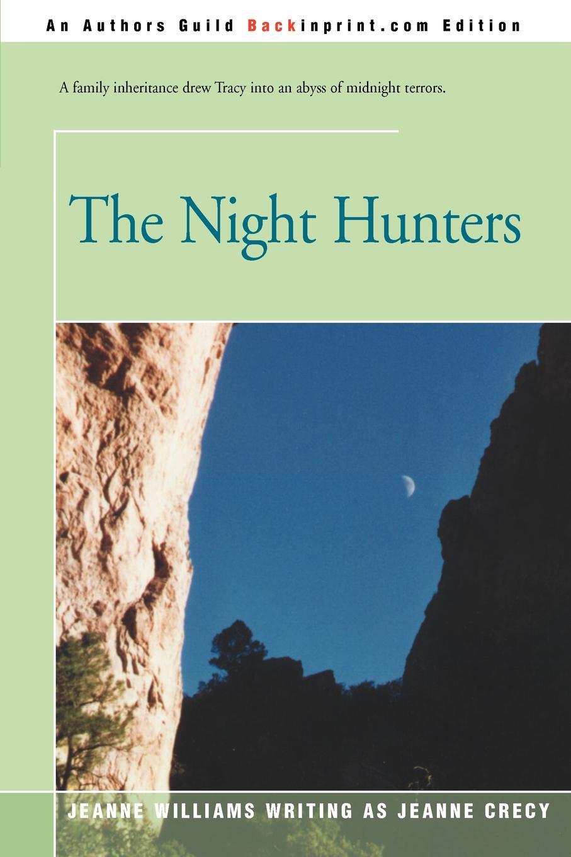 Jeanne Williams The Night Hunters kat gordon the hunters
