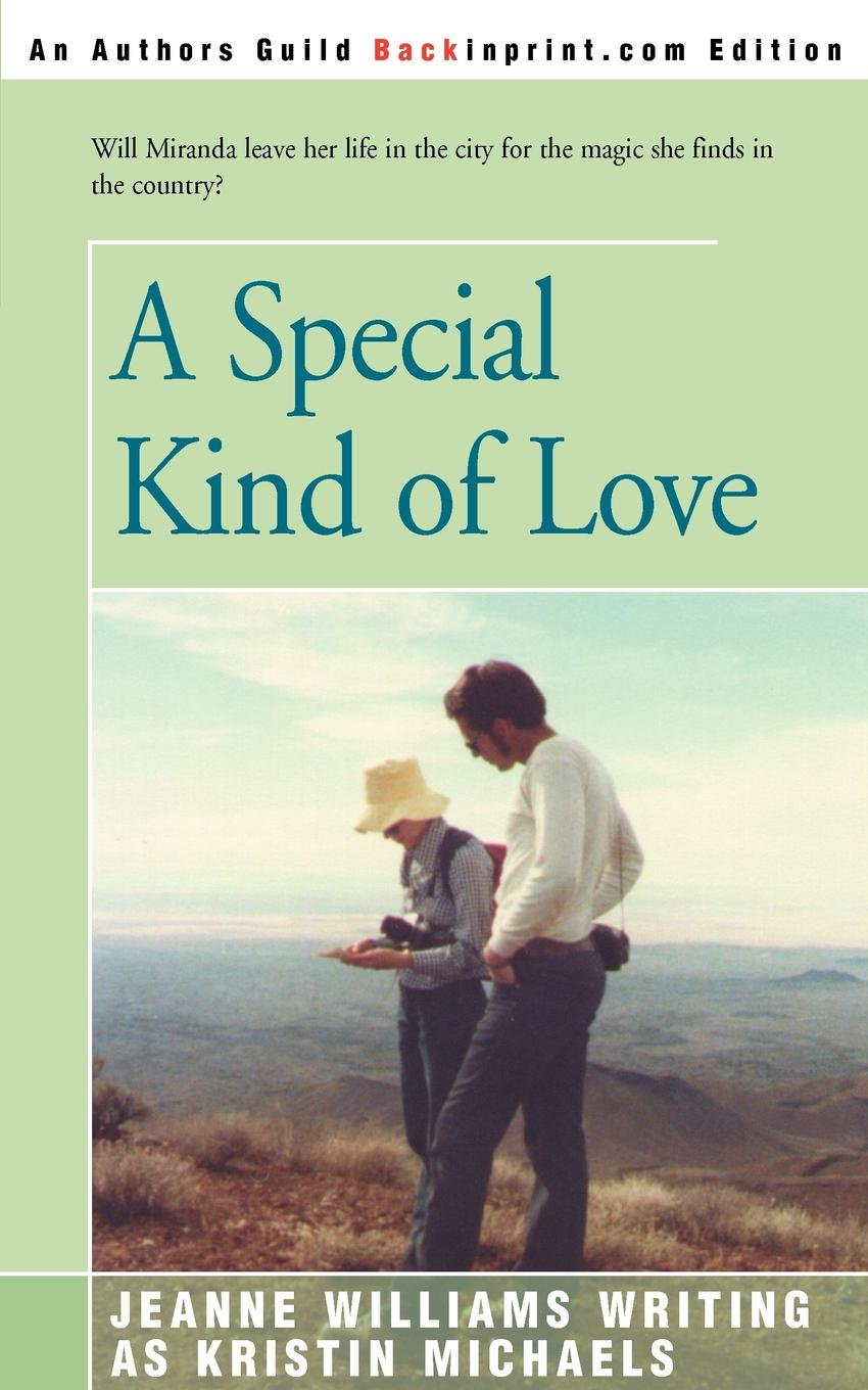 Jeanne Williams A Special Kind of Love